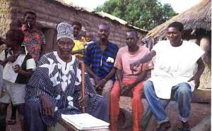 dorpsleiding